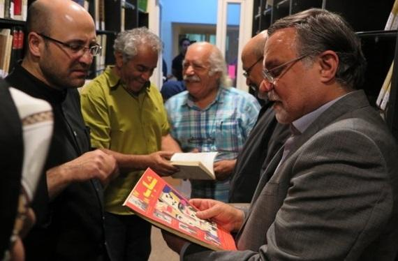 تفاهمنامه همکاری موسسه اکو و خانه تئاتر منعقد شد