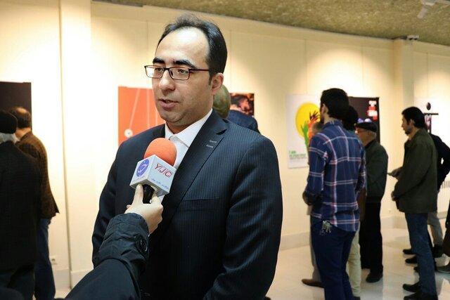 اولین نمایشگاه پوستر نفس در اردبیل برپا شد