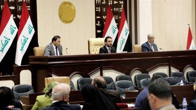 قانون انتخابات جدید پارلمانی عراق در پی اختلافات بازنده شد