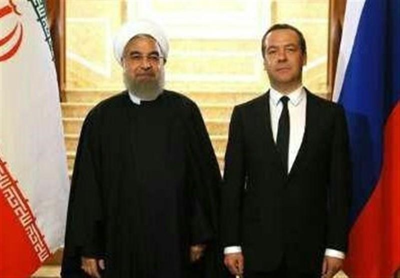 در ملاقات روحانی و نخست وزیر روسیه چه گذشت؟