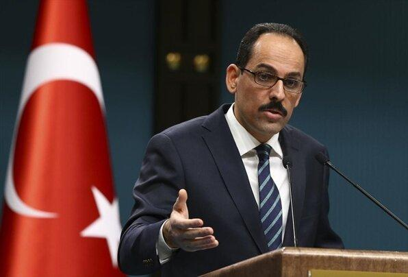 ترکیه: تمام عناصر دولت سوریه هدف حملات ما هستند