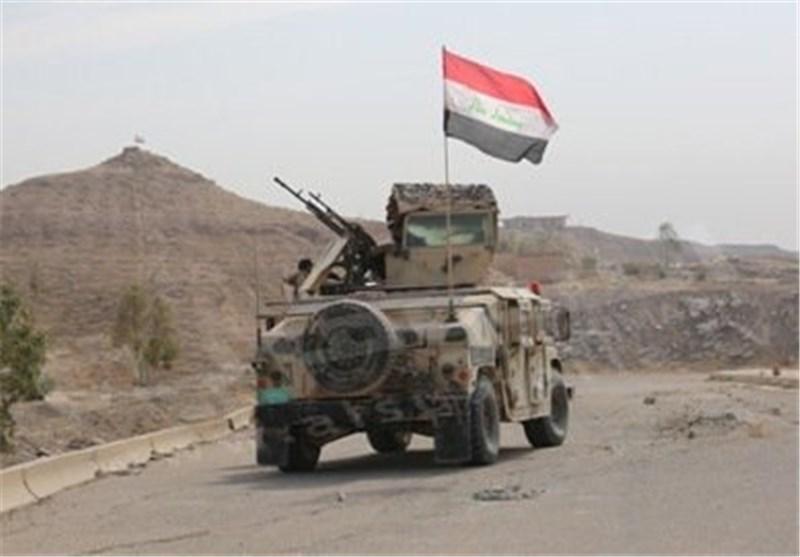 حشد شعبی نقشه عظیم تروریست ها در صلاح الدین را خنثی کرد