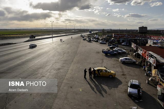 خودروهای با پلاک دیگر استان ها حق ورود به قزوین ندارند