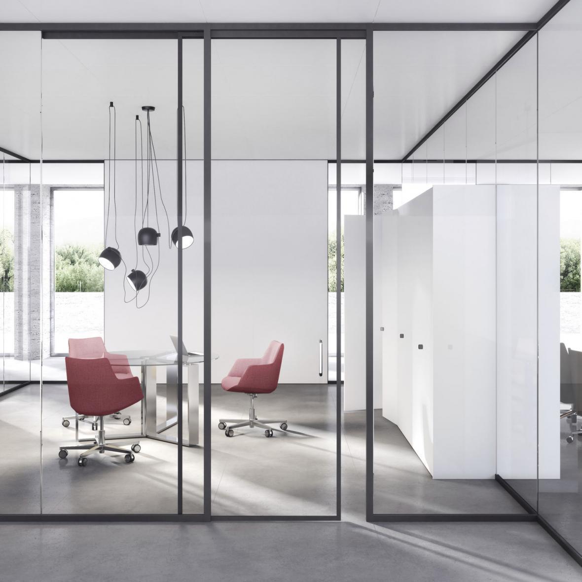 مقاله: انواع پارتیشن برای فضاهای اداری