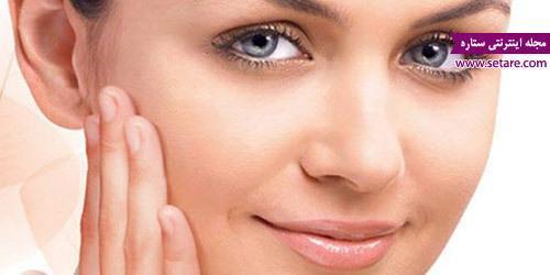 روش های درمان پوست خشک صورت