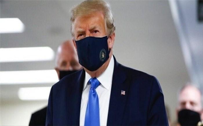 مجله آمریکایی: ترامپ از مرگ می ترسد و علنا سوال کرده آیا کرونا او را می کشد