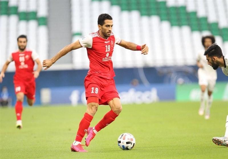 امیری فینال احتمالی لیگ قهرمانان آسیا را از دست داد