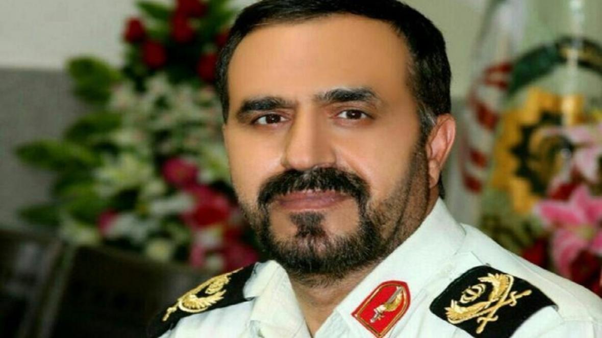 آمادگی کامل نیروی انتظامی در راستای همکاری با علوم پزشکی استان