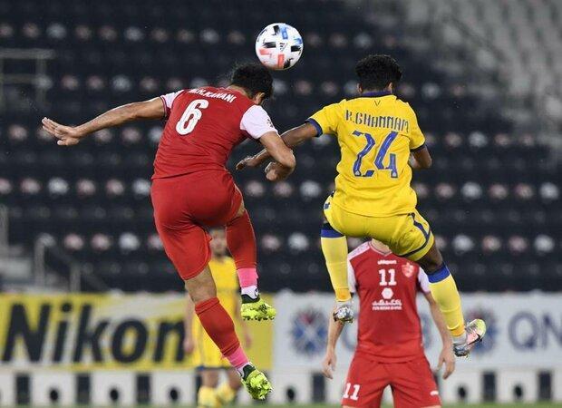 امروز شکایت النصر از پرسپولیس به AFC ارسال می گردد