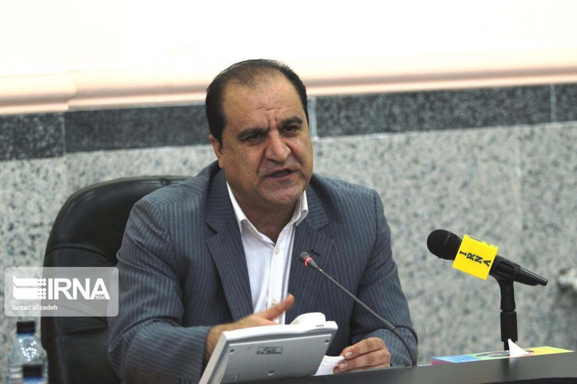 خبرنگاران معاون استاندار: هدررفت در خطوط انتقال آب ایلام کاهش می یابد