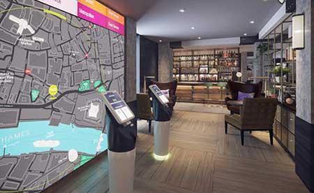 پیشرفتهترین هتلهای دنیا از نظر تکنولوژی