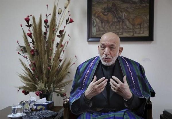 حامد کرزی: ما و طالبان درک کنیم که باید برای حفاظت از افغانستان همکاری کنیم