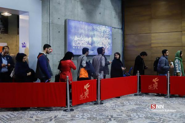 احتمال حضور مردم در جشنواره فیلم فجر به کجا رسید؟ ، جای خالی صف های خرید بلیت و اکران های شبانه در فجر سی و نهم