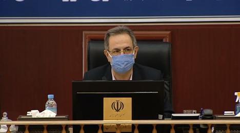 پیشنهاد می گردد تا سه هفته پرواز های خارجی به تهران متوقف گردد