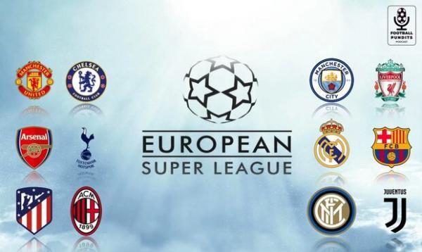 سوپر لیگ؛ زلزله فوتبالی کرونا، یوفا و فیفا به گِل خواهند نشست