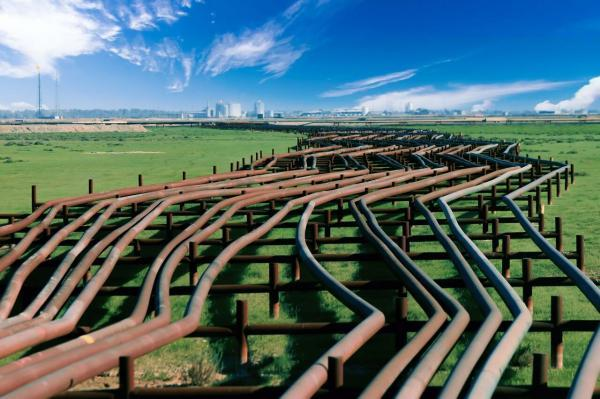 خبرنگاران کاهش 90 درصدی سرقت نفت خام از خطوط لوله منطقه اهواز