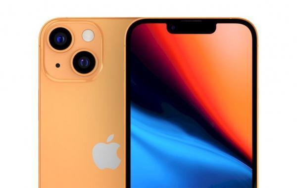 آیفون 13 با رنگ نارنجی هم عرضه می گردد