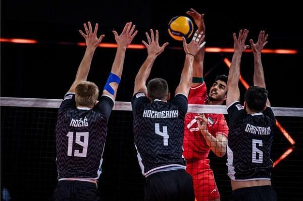 الکنو دوتغییر در تیم ملی والیبال ایجادکرد، درالمپیک نتیجه می گیریم