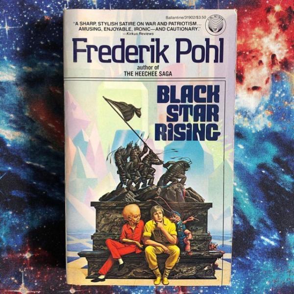 دنیای زیبا و دوست داشتنی روجلد کتاب های جیبی علمی تخیلی و فانتزی در دهه های گذشته
