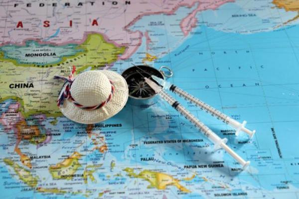 رابطه سفر و واکسن کرونا