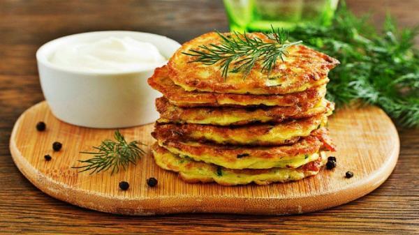 طرز تهیه کوکوی ماست و هویج