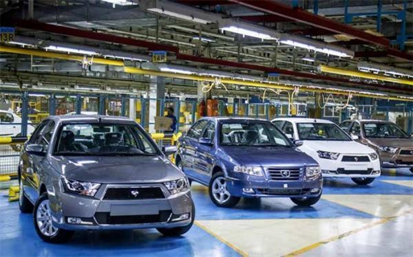 قیمت خودروهای سایپا تغییر کرد